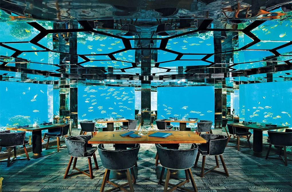 alt najciekawsze restauracje naświecie