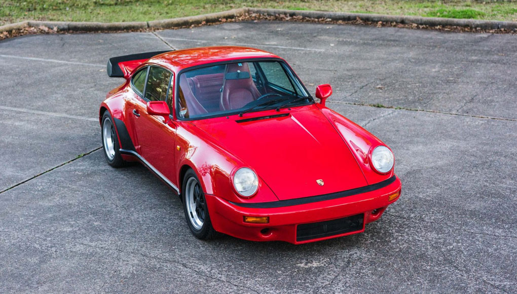 alt Porsche 930 Turbo